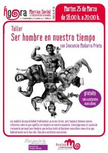 cartel taller masculinidades 25-03-14