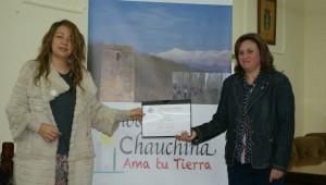 Entrega Premio FCN en Chauchina