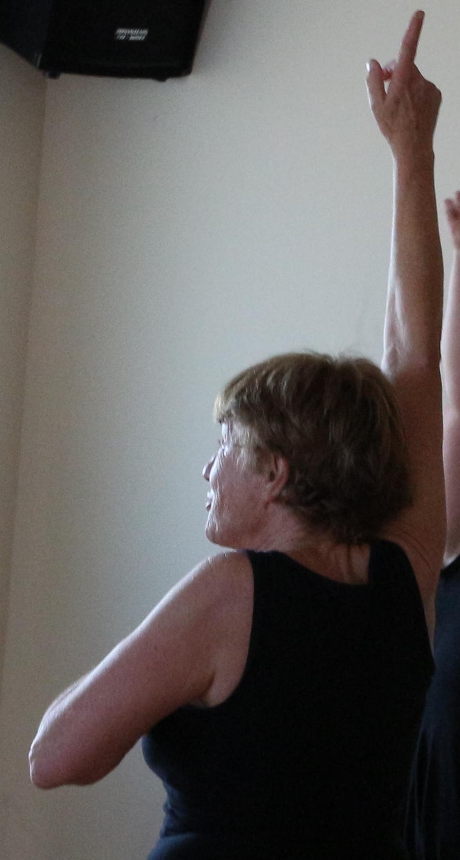 Taller Liberacion de la Voz con Doris Saslavsky