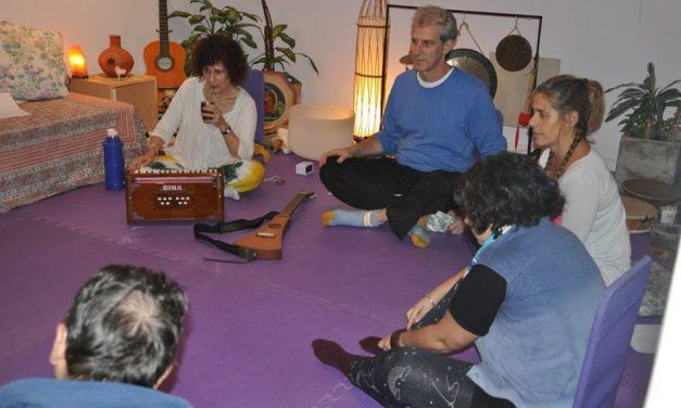 Taller: La Voz, El Cuerpo y La Sanación con Dario Fainstein en La Rosa de Alejandria (Granada)